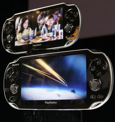 Future Of PSP Smart Phones: Sony Unveils NGP