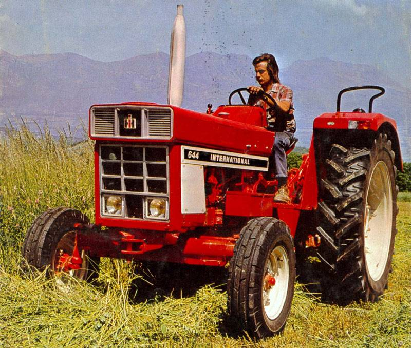 Pics of the past photos anciennes alte fotos page 9 - Cars et les tracteurs ...