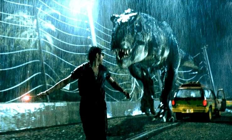 jurassicparky - Jurassic Park en la vida real