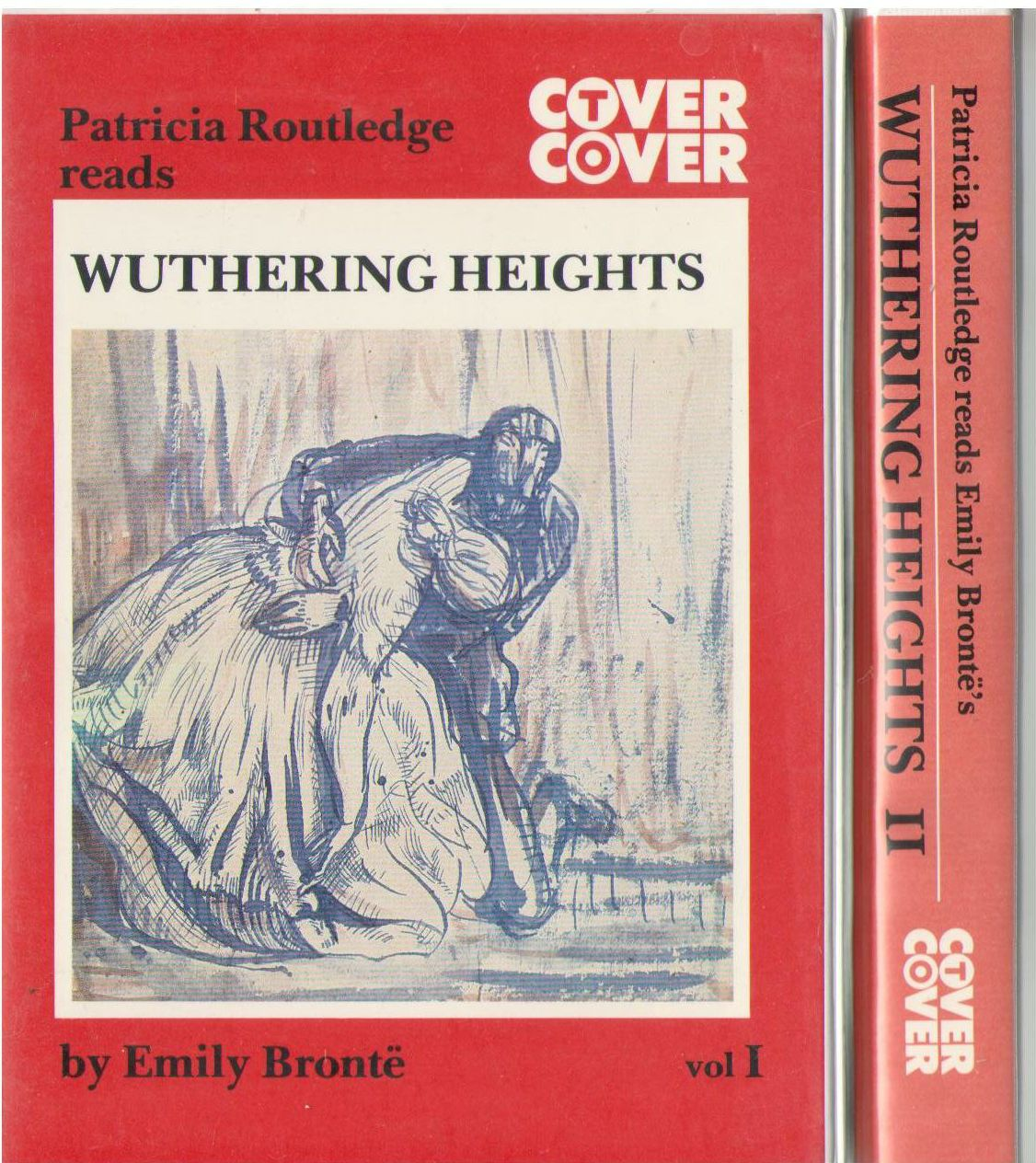 Wuthering Heights: Complete & Unabridged (Cover to Cover), Bronte, Emily
