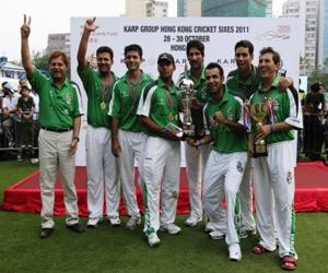 Pakistan Win Hong Kong Super Sixes Tournament 2011