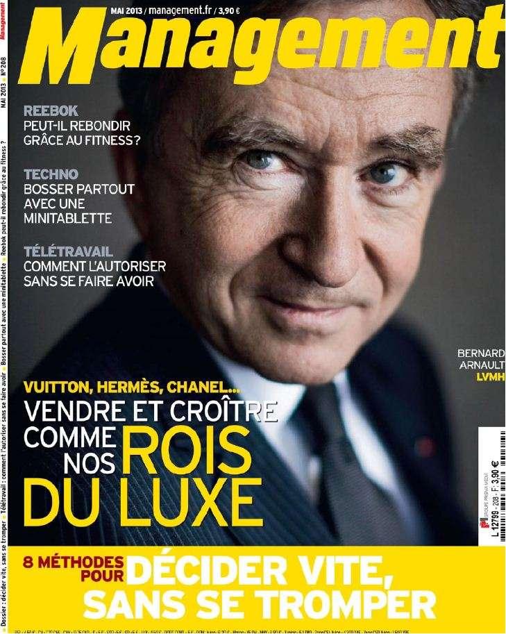 Management N°208 Mai 2013