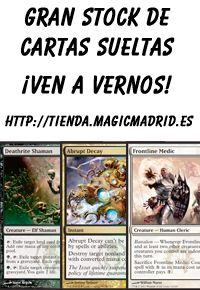 Tienda de Magic Madrid
