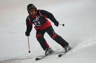 Žohar na skijama; Snow vip trophy 2009