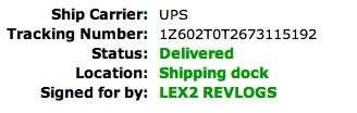 Who's LEX2 REVLOGS?