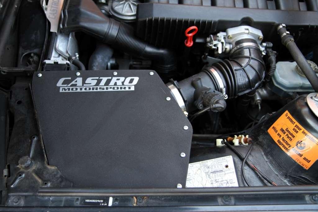 Castro Motorsport: Bar Legal S50 E30 M3