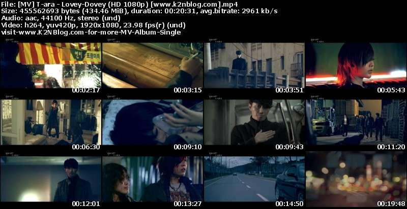 MV T-ara - Lovey-Dovey